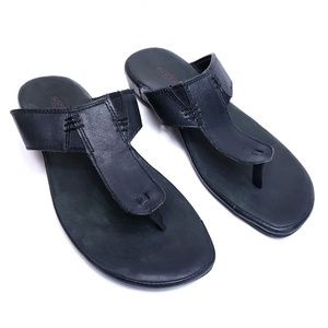 Keen   Leather thong sandals flip flops